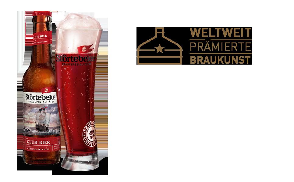 Frame Bild Glüh-Bier