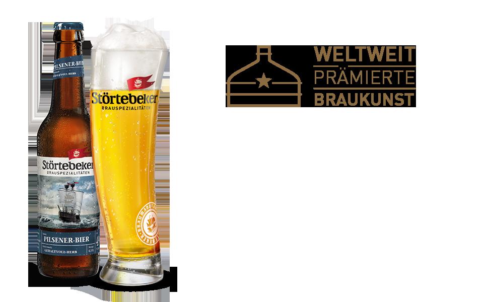 Frame Bild Pilsener-Bier