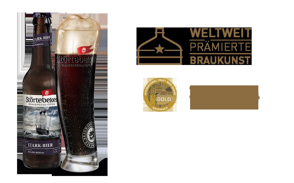 Frame Bild Stark-Bier