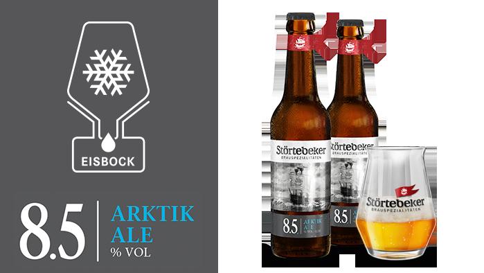 Störtebeker Arktik-Ale