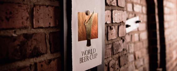 Auszeichnungen beim World Beer Cup