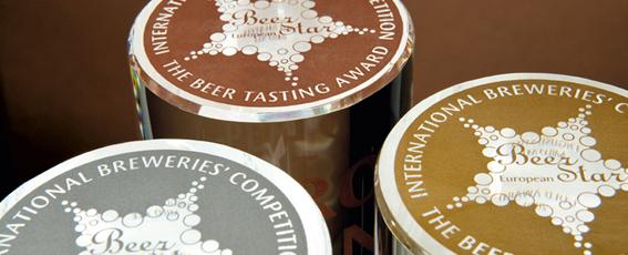 Auszeichnungen beim European Beer Star