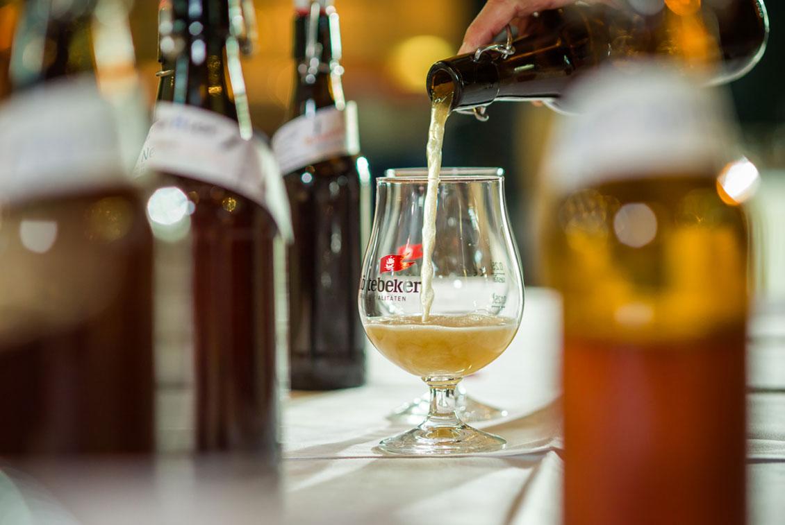 Eingereicht wurden Biere der Kategorie Imperial Stout.
