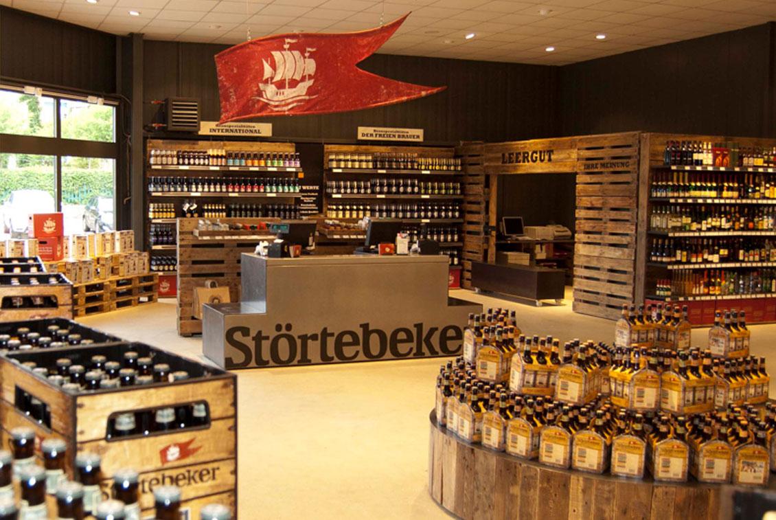 Störtebeker Brauereimarkt Stralsund