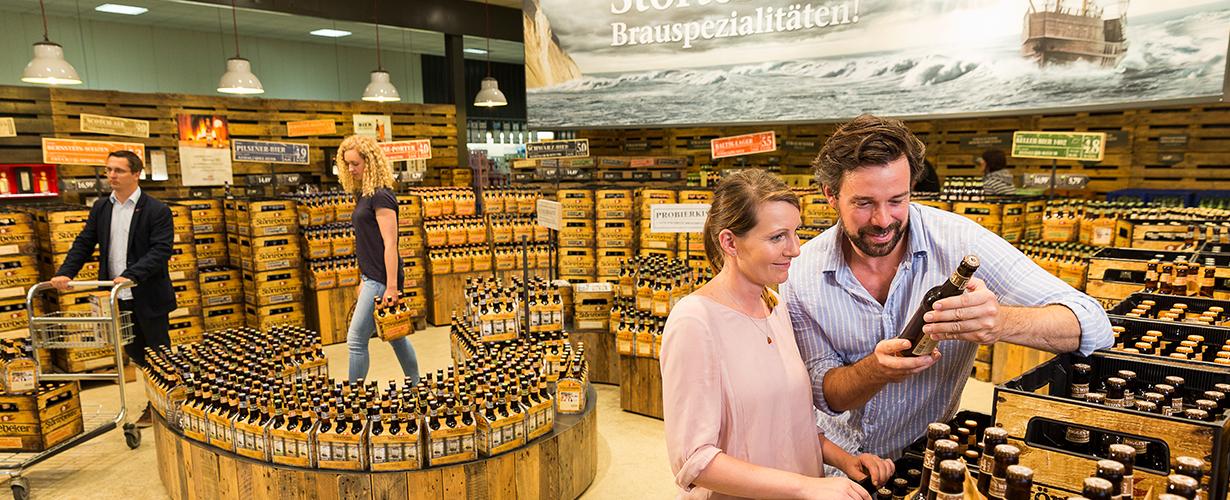 Störtebeker Brauereimarkt