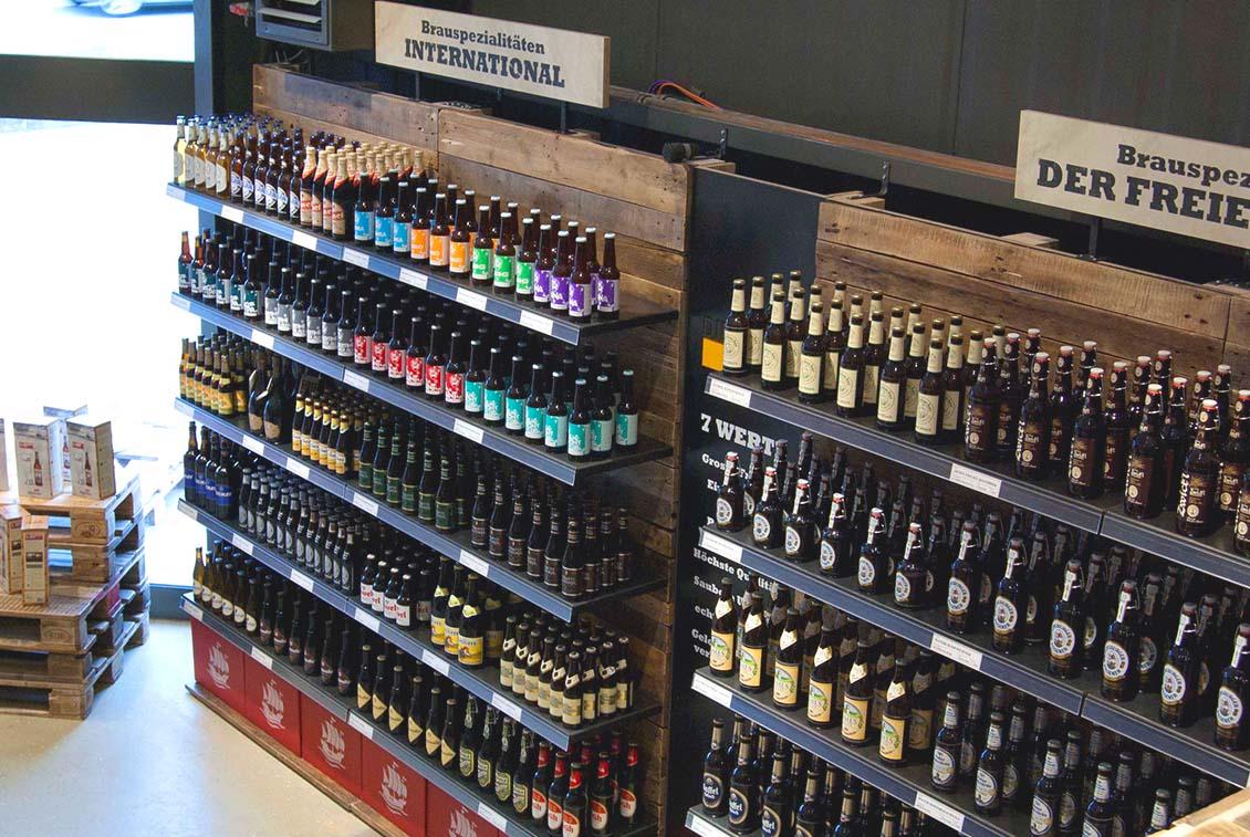 Blick über den Tellerrand: internationale Bierspezialitäten & Freie Brauer