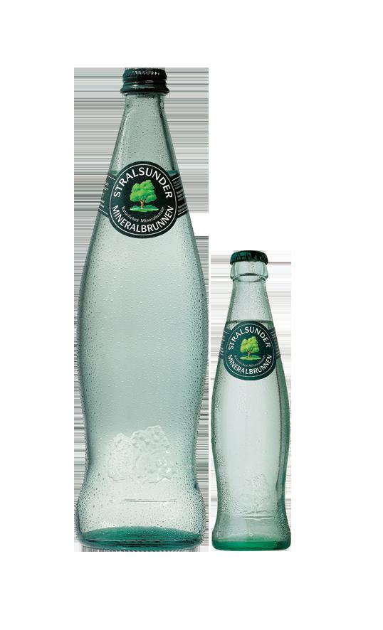 Stralsunder Mineralbrunnen Klassik (Gastroflasche)