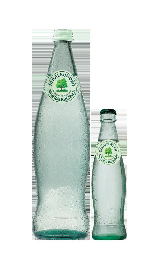 Stralsunder Mineralbrunnen Medium (Gastroflasche)