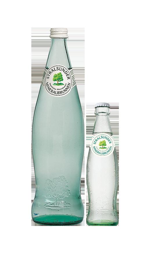 Stralsunder Mineralbrunnen Still (Gastroflasche)
