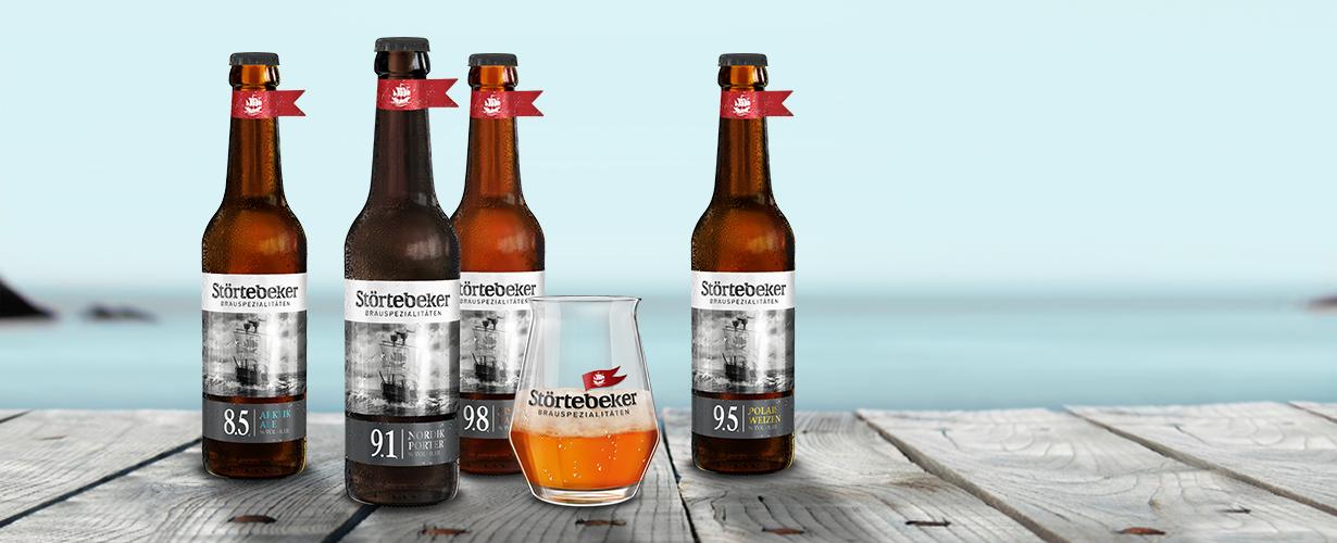 NEU: Störtebeker Eisbock-Biere