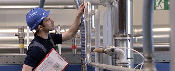 Ausbildung zum Maschinen- und Anlagenführer (m/w)