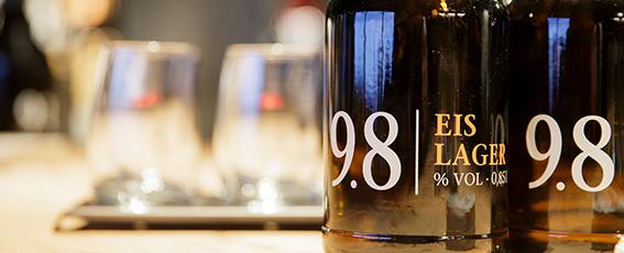 Fassfrisches Bier für zu Hause