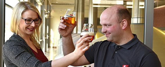 Störtebeker Biersommeliers qualifizierten sich für die WM