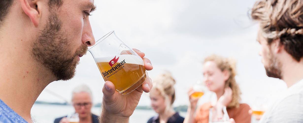 Was macht eigentlich ein Biersommelier?