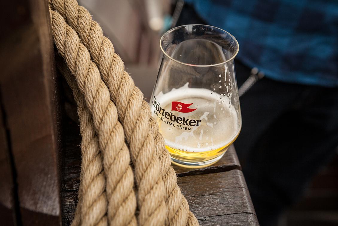 Atlantik-Ale zum Fisch
