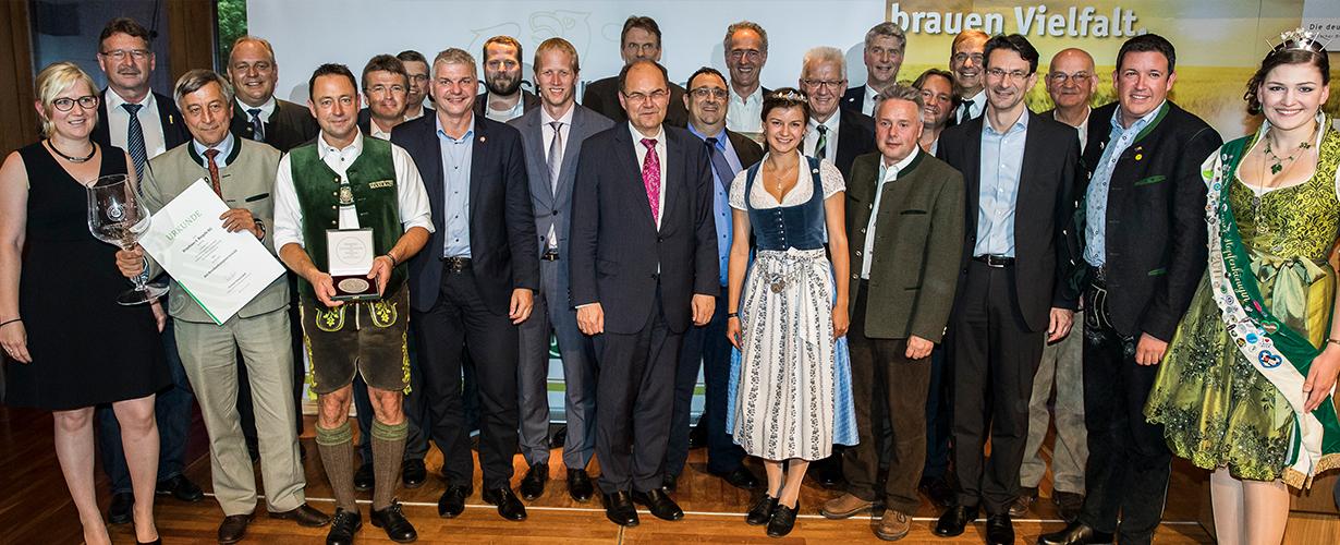 Verleihung des Bundesehrenpreis 2017