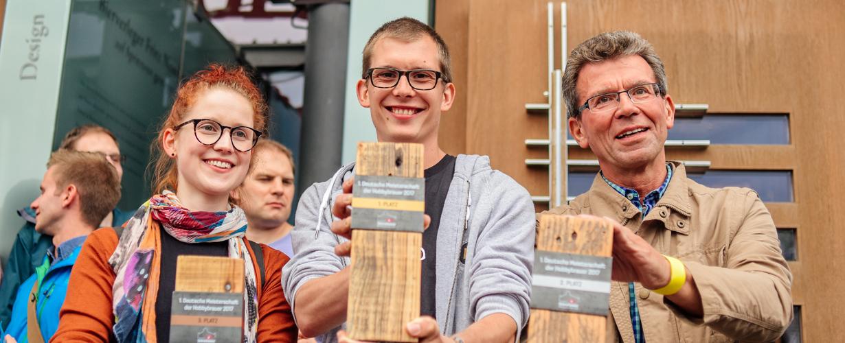 Deutsche Meisterschaft der Hobbybrauer