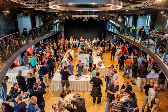 Über 750 Gäste kamen zum Festival.