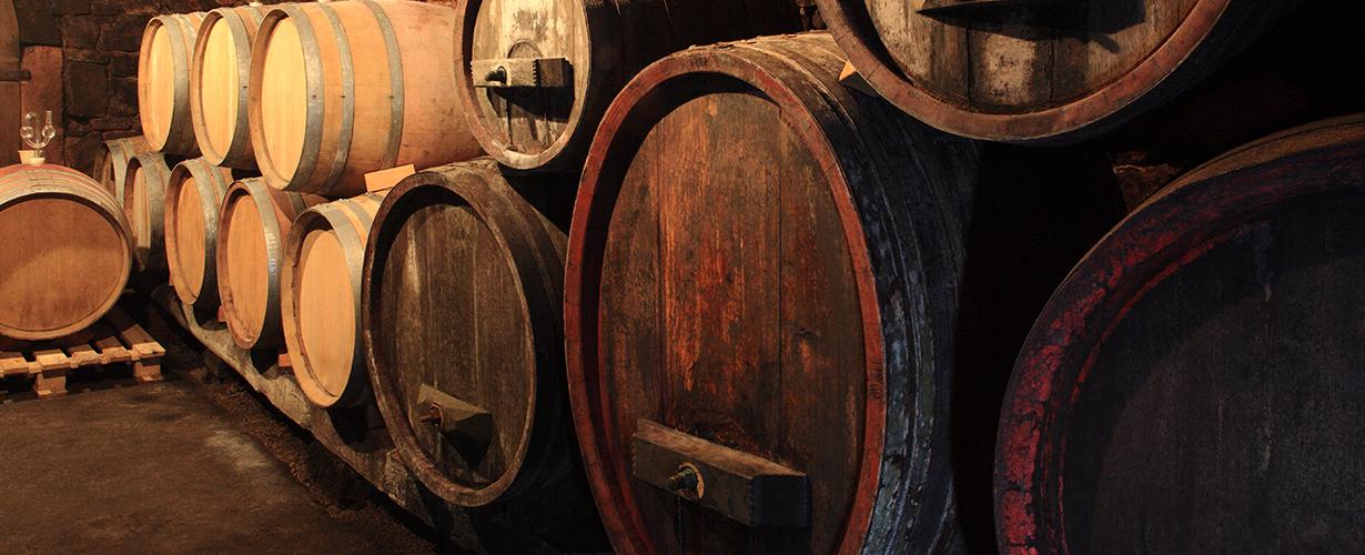 Holzfassgereifte Eisbock-Biere