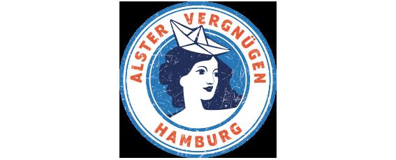 Logo Alstervergnügen Hamburg