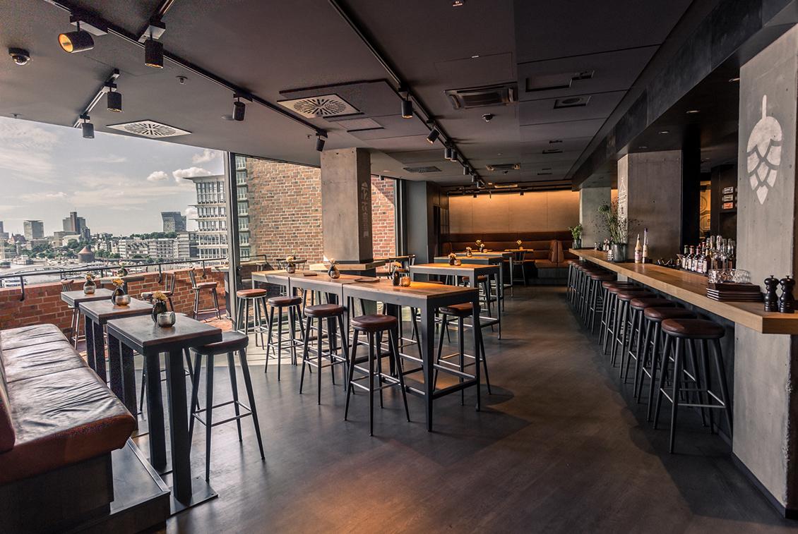 Störtebeker Bar im Beer & Dine