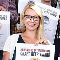 Biersommelière Elisa Raus