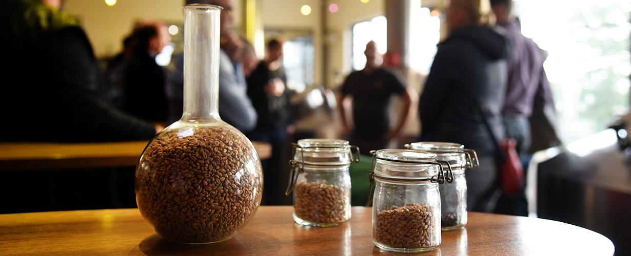 Bio-Landwirte besuchen die Störtebeker Braumanufaktur