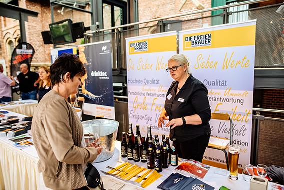 Ein passendes Rahmenprogramm rund ums Thema Bier und Brauen bereichert das diesjährige Festival am 29. September.
