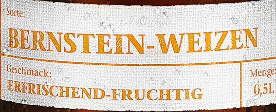 Hergestellt mit gestoppter Gärung: Bernstein-Weizen Alkoholfrei