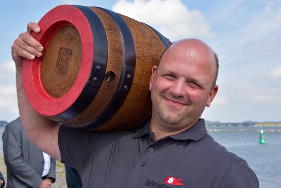 Mit dem Atlantik-Ale und dem Nordik-Porter werden 2 besondere Brauspezialitäten auf Hansetag in Rostock erhältlich sein.c