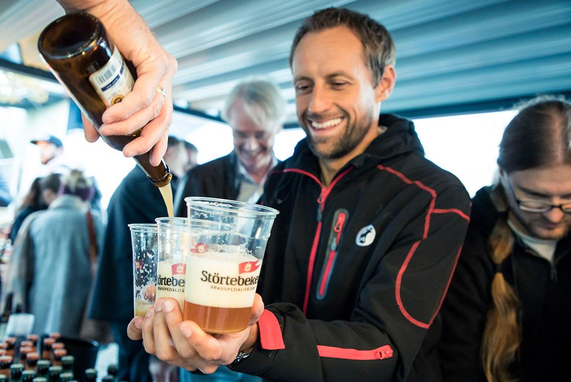 120 Hobbybrauer hatten sich in diesem Jahr zur Deutschen Meisterschaft angemeldet.