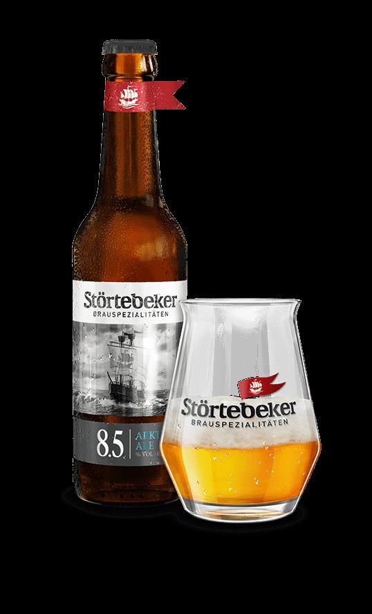 Bier des Monats Dezember Störtebeker Arktik-Ale