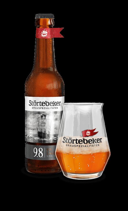Bier des Monats Dezember Störtebeker Eis-Lager