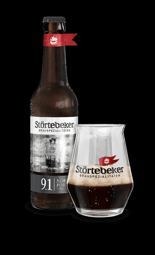 Bier des Monats Dezember Störtebeker Nordik-Porter