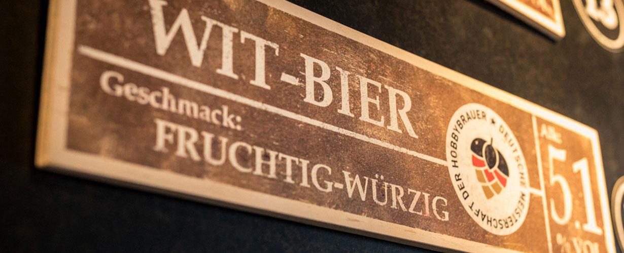Die Siegerbiere der 2. Deutschen Meisterschaft der Hobbybrauer werden vorgestellt