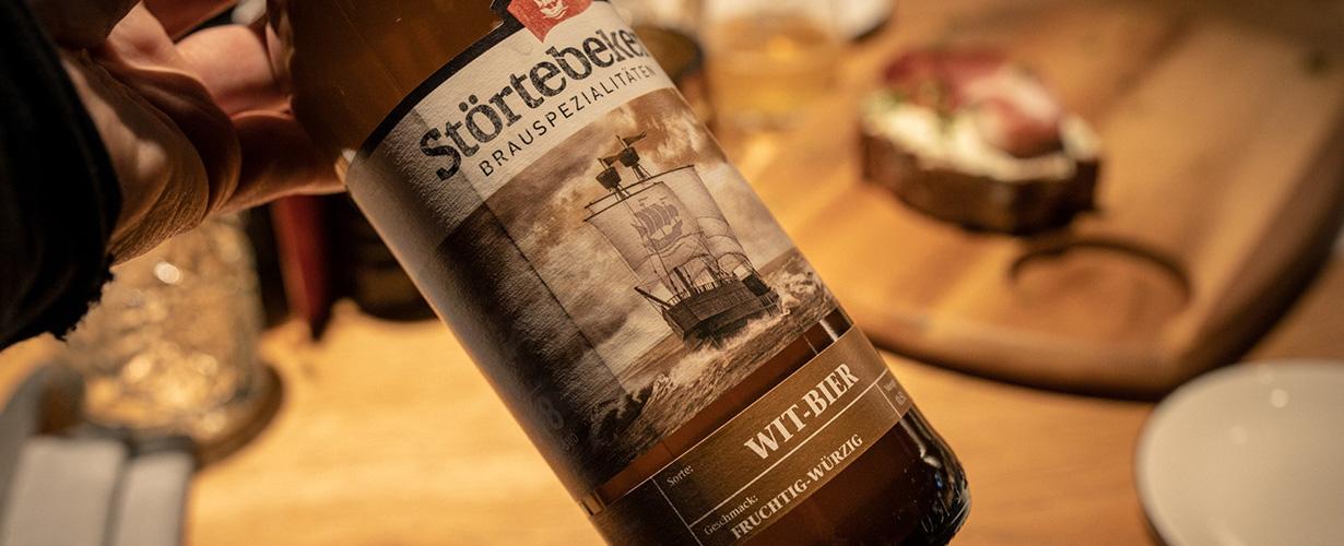 Störtebeker Wit-Bier