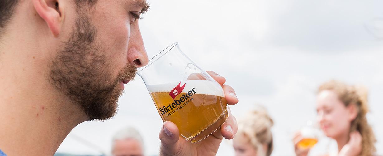 Der Rohstoff Hefe im Bier