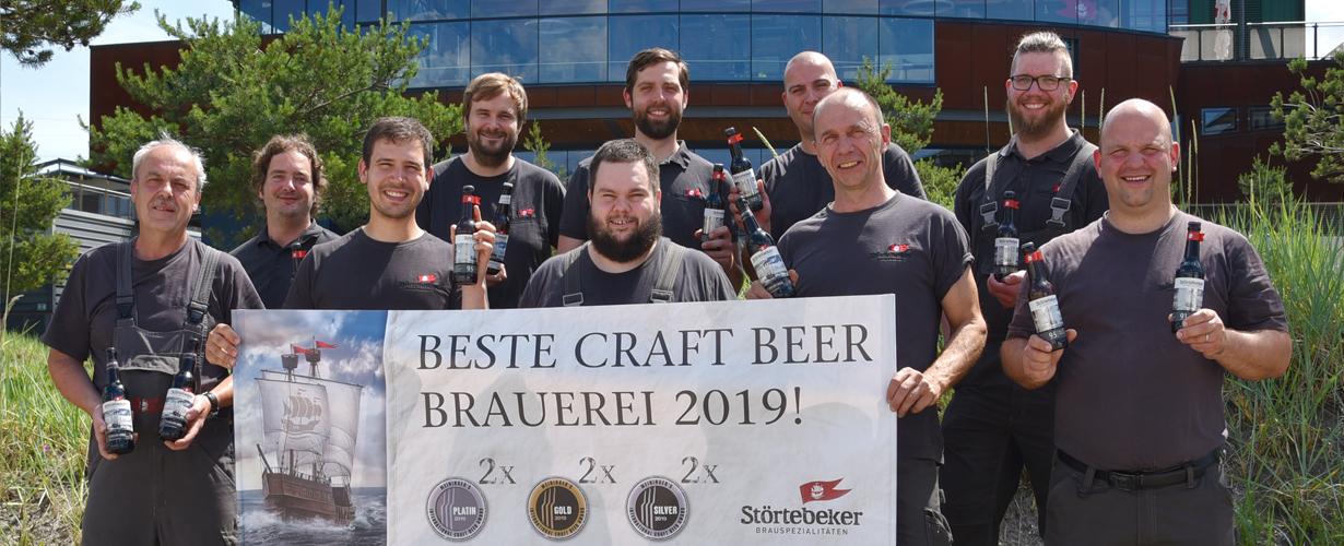Craft Beer Brauerei des Jahres