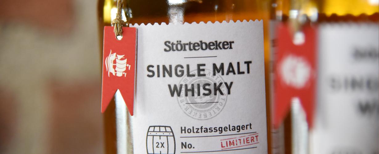 Störtebeker bringt 2 besondere Single Malt Whiskys heraus