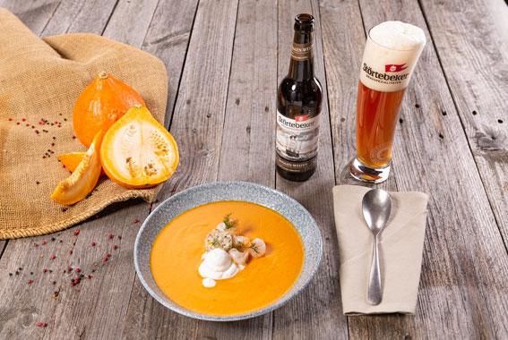 Beitrag_Unsere Empfehlung im September: Kürbis-Kokos-Suppe