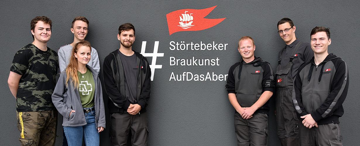 Störtebeker Azubis 2019