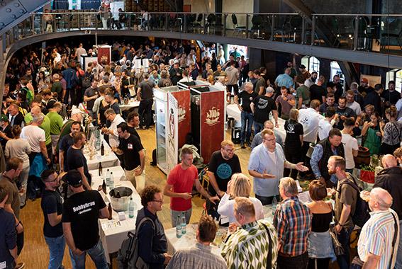 Rund 1300 Bierinteressierte besuchten das Festival.