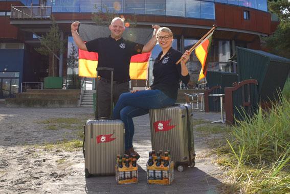 Störtebeker Biersommeliers fahren zur WM nach Rimini