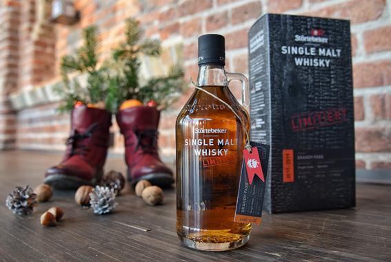 Das besondere Geschenk – Störtebeker Single Malt Whisky aus dem spanischem Brandyfass.
