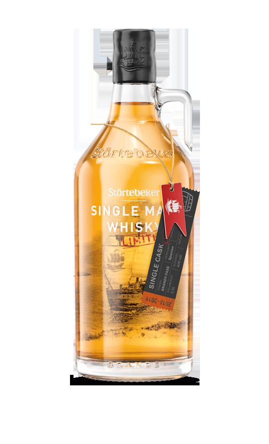 Störtebeker Single Malt Whisky Brandy-Edition