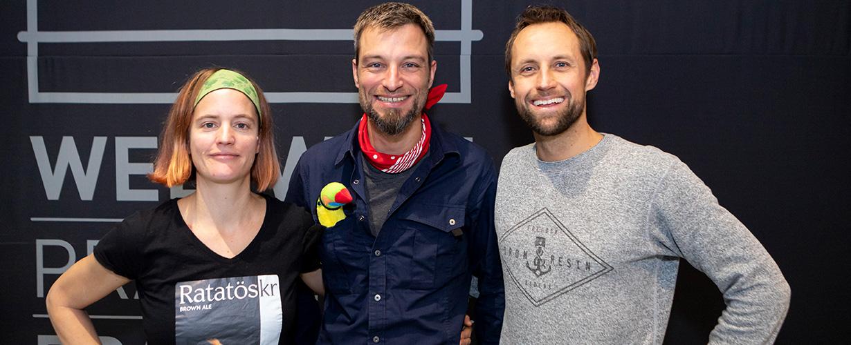 Brautag Gröner Bagalut Deutsche Meisterschaft der Hobbybrauer