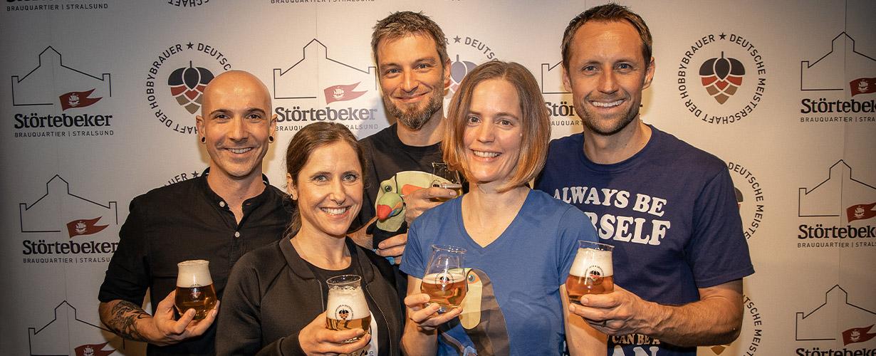 Die Siegerbiere der 3. Deutschen Meisterschaft der Hobbybrauer werden vorgestellt