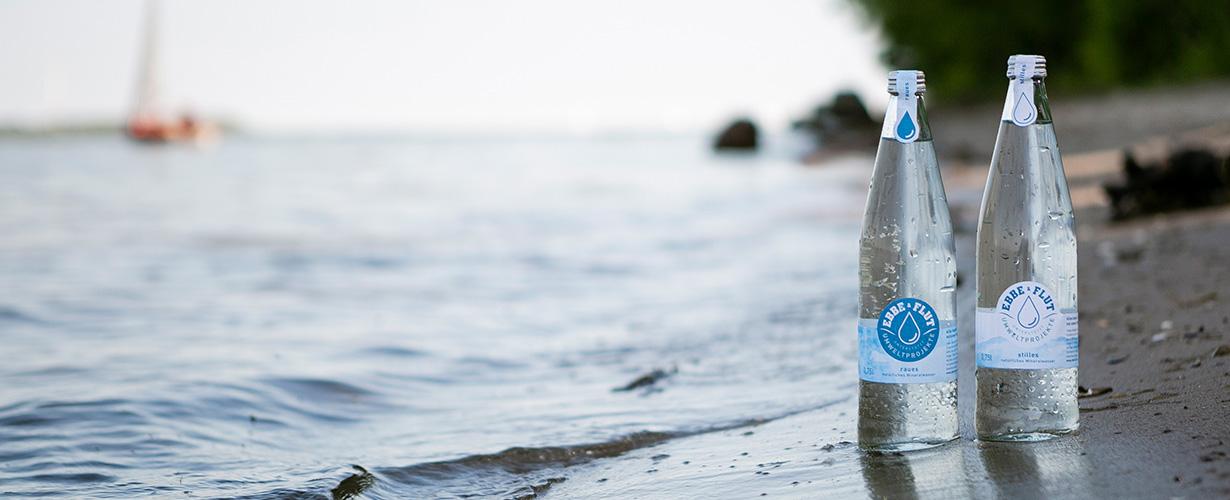 Ebbe & Flut Natürliches Mineralwasser