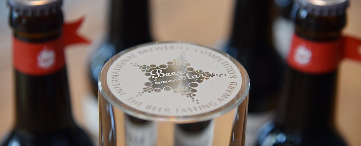Störtebeker Nordik-Porter: Silber beim European Beer Star