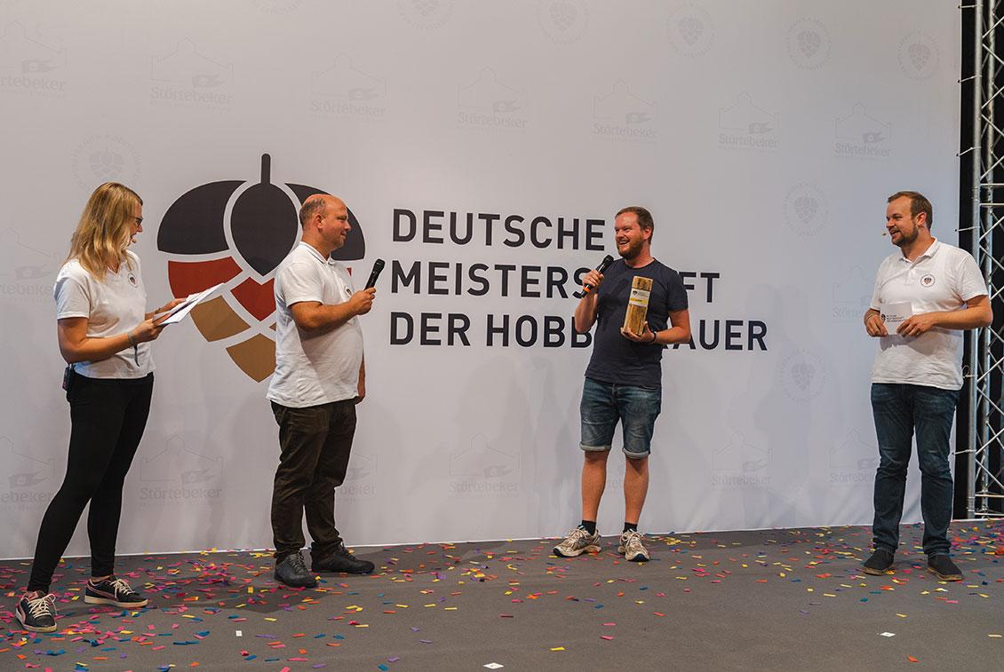 Deutsche Meisterschaft der Hobbybrauer 2021